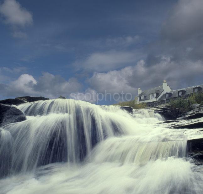 Killin Waterfalls