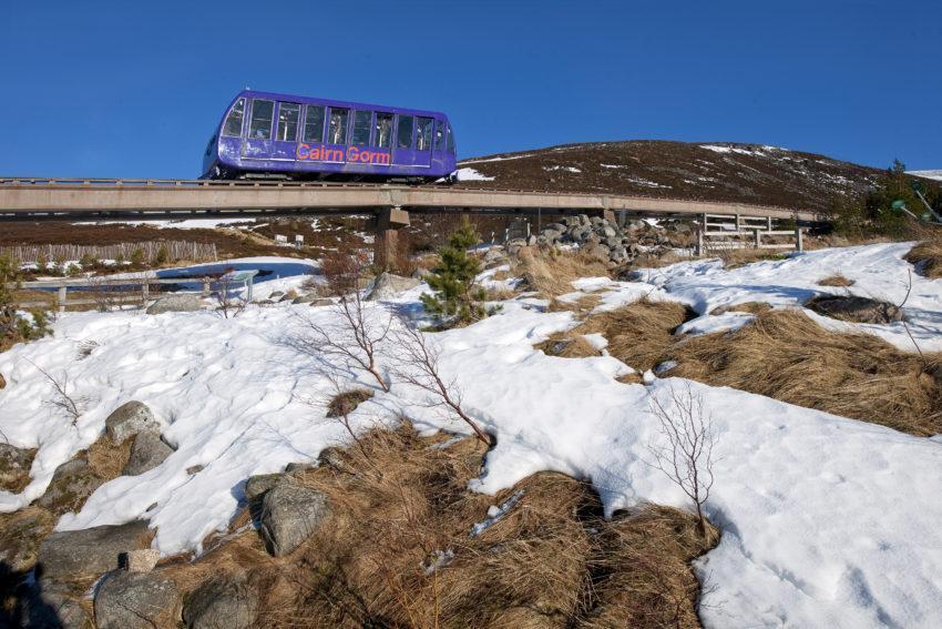 Cairgorm Venecular Railway