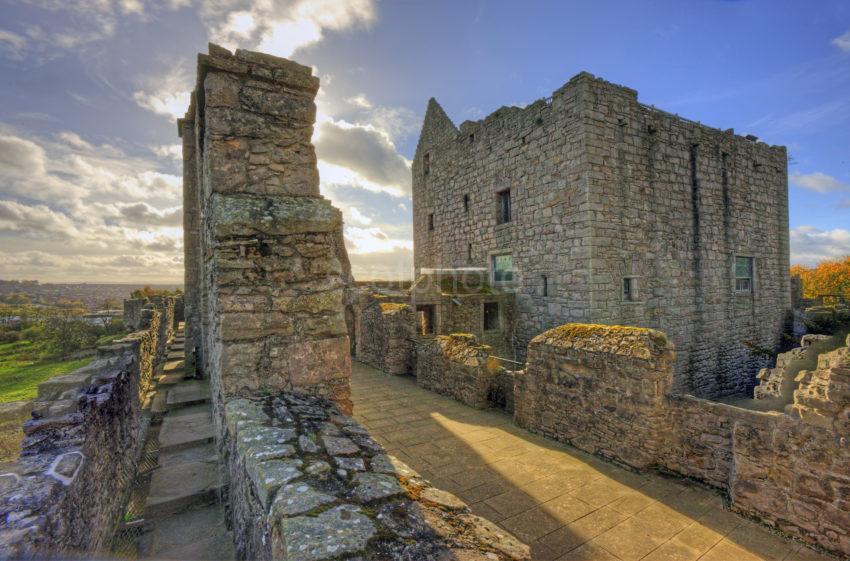 0I5D9047 Craigmiller Castle Edinburgh