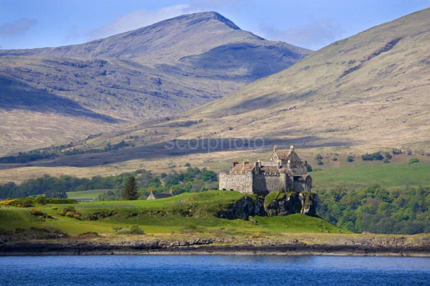 Best Pic Duart Castle Mull Argyll