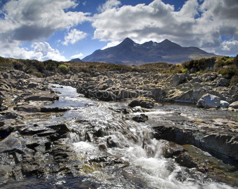 WY3Q9707 Glen Sligachan And Sgurr Nan Gillean Island Of Skye