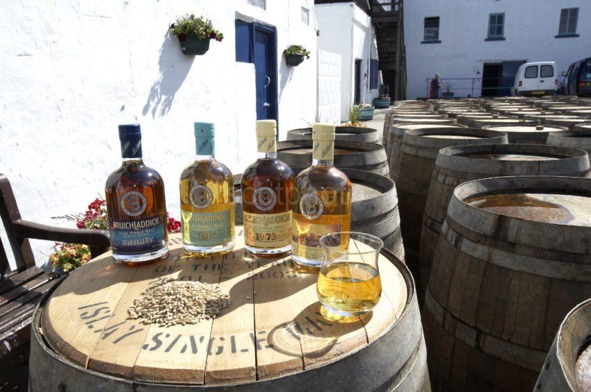 1431 Whiskey From Bruichladdich Isle Of Islay