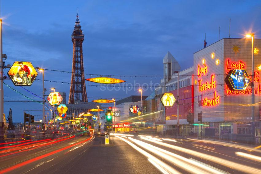 Y3Q9699 Another Good Pic Blackpool Tower From Prom