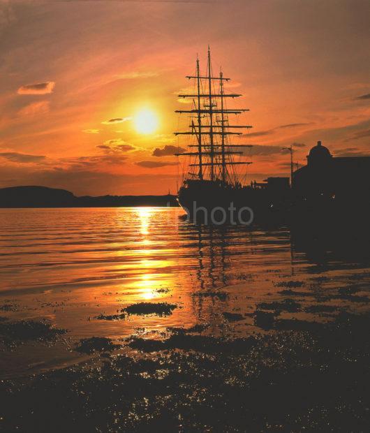 Oban Tall Ship