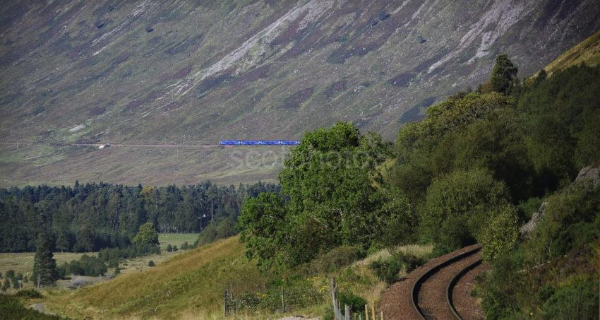 DSC 4336 SPRINTER GLEN AUCH WEST HIGHLAND LINE