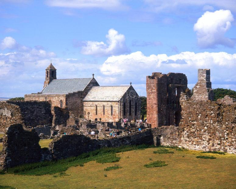 St Marys Church And Priory Lindisfarne