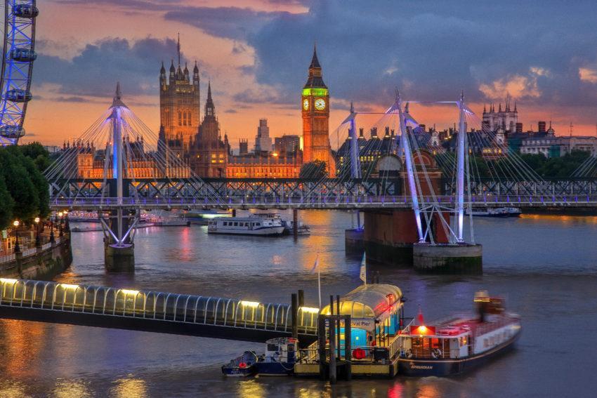 0I5D7754 London At Night