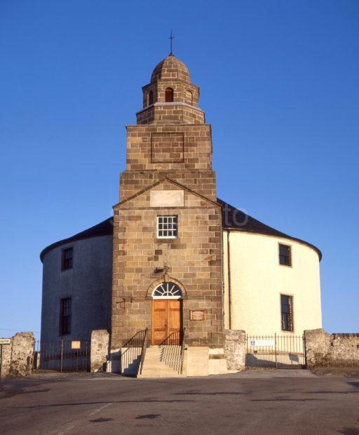 The Round Church In Bowmore 1779 Bowmore Island Of Islay