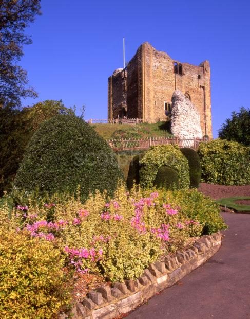Guildford Castle Surrey England