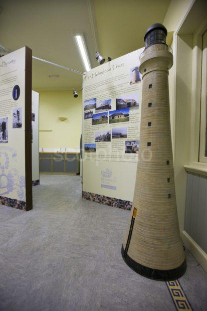 I5D7597 Skerryvorr Lighthouse Museum Hynish Isle Of Tiree