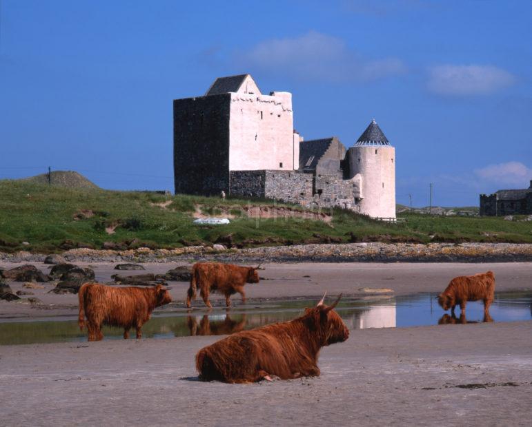 Breachacha Castle Isle Of Coll
