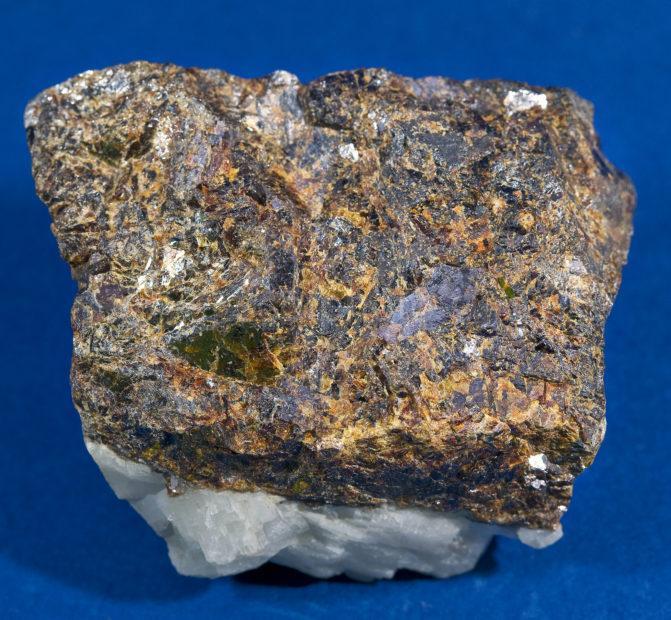 Zinc Blende Or Sphalerite Halkyn N Wales