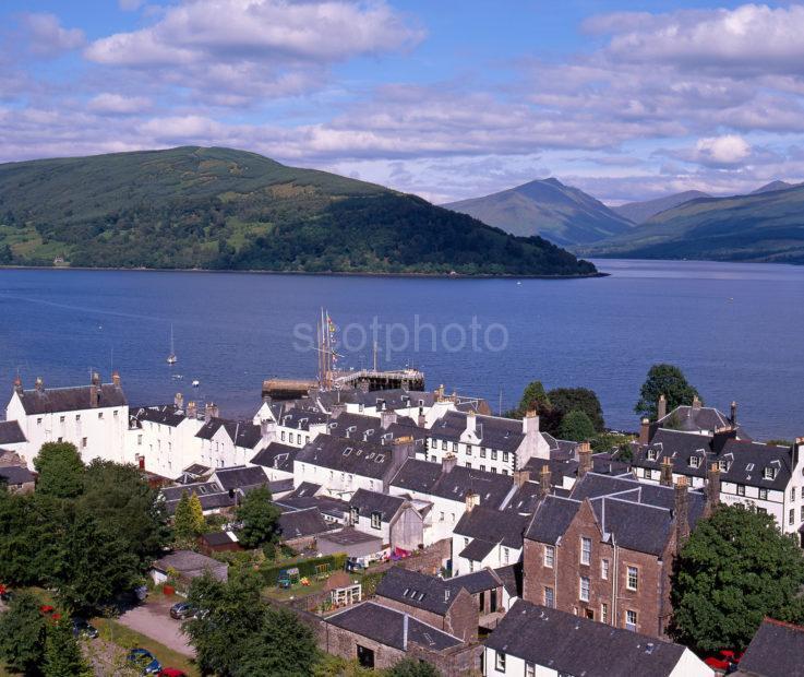 Inverarary And Loch Fyne