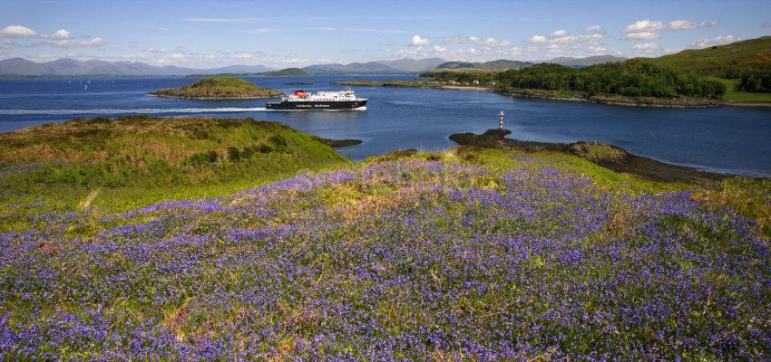 PANORAMIC MV CLANSMAN FROM KERRERA