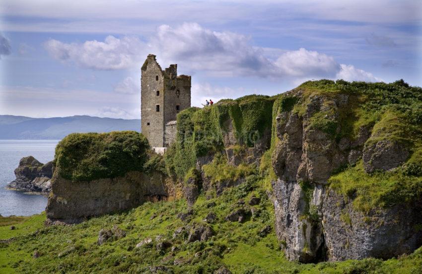 Gylen Castle Isle Of Kerrera