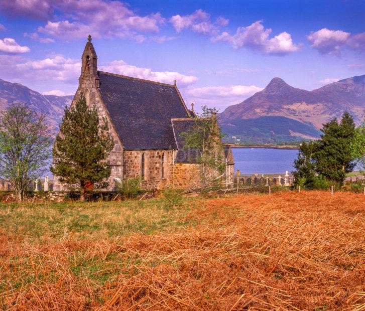 St Johns Church Ballachulish Loch Leven