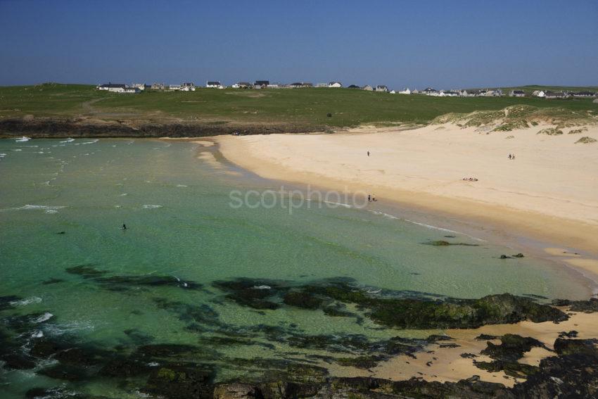 DSC 9464 Beautiful Beach Nr Butt Of Lewis At Eoropie