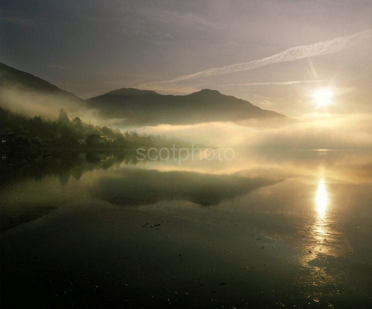 Starburst Loch Long Arrochar