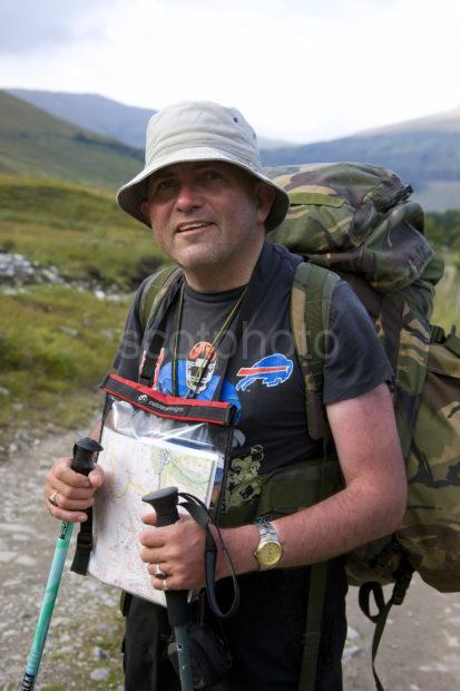 Hill Walker Robert Neil Coupe Climbed 284 Munroe S West Highland Way
