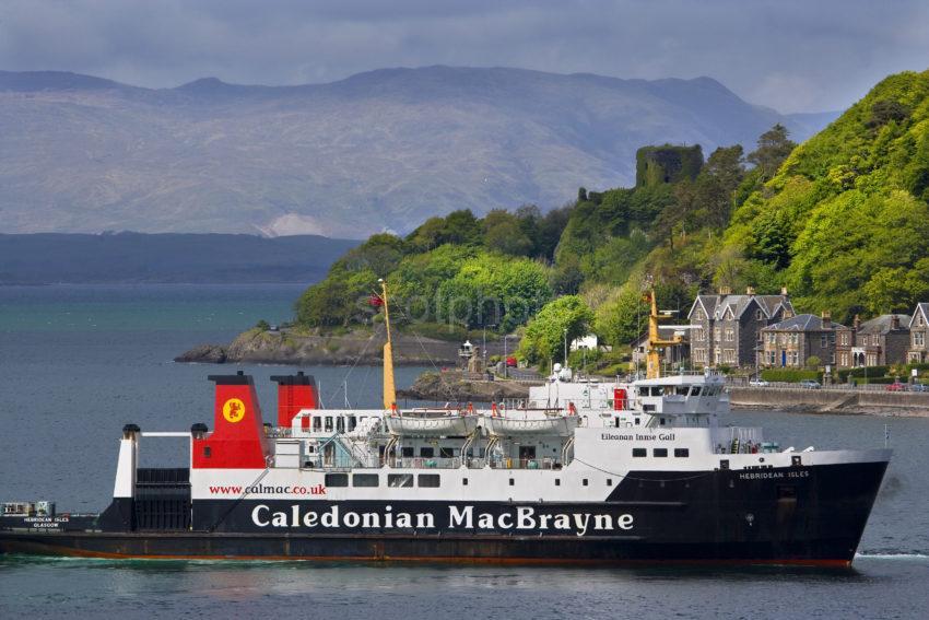 Hebridean Isles Nr Dunollie Castle