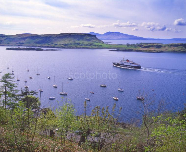 Mv Columba Sound Of Kerrera