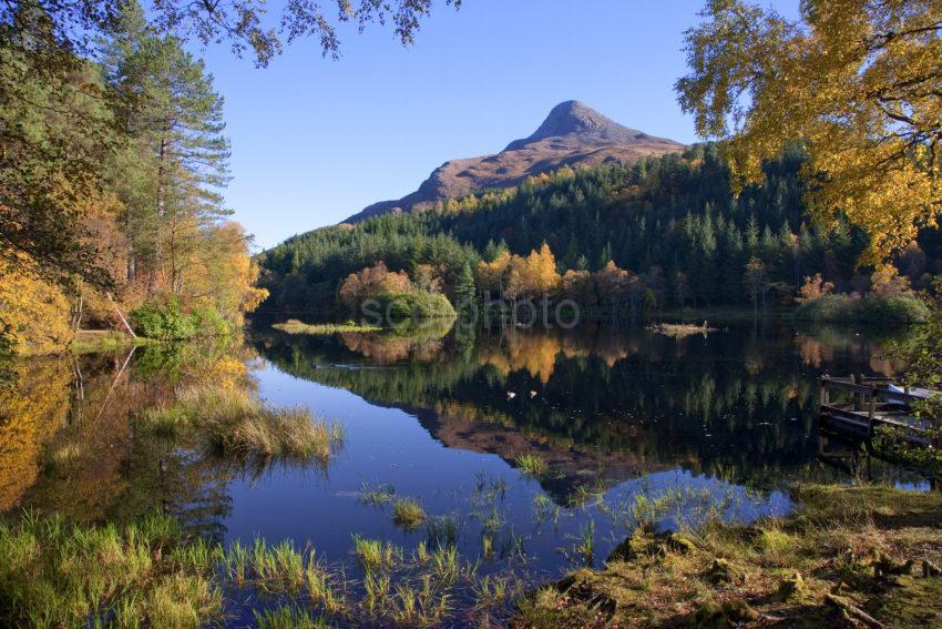 Pap Of Glencoe Lochan Trail