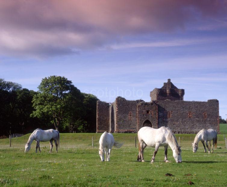 Skipness Castle Kintyre