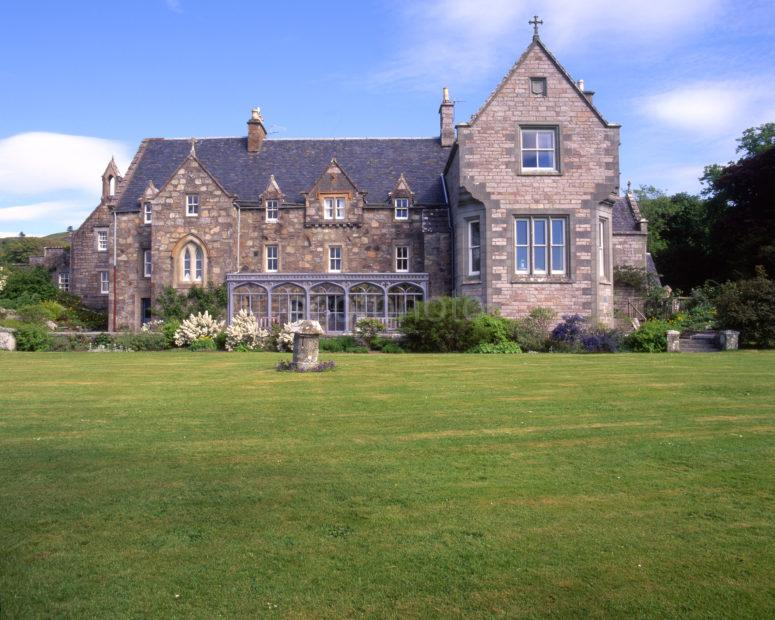 Ardchattan House On Loch Etiveside Argyll