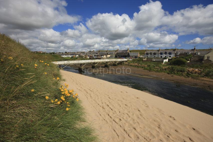 Port Errol Village Aberdeenshire