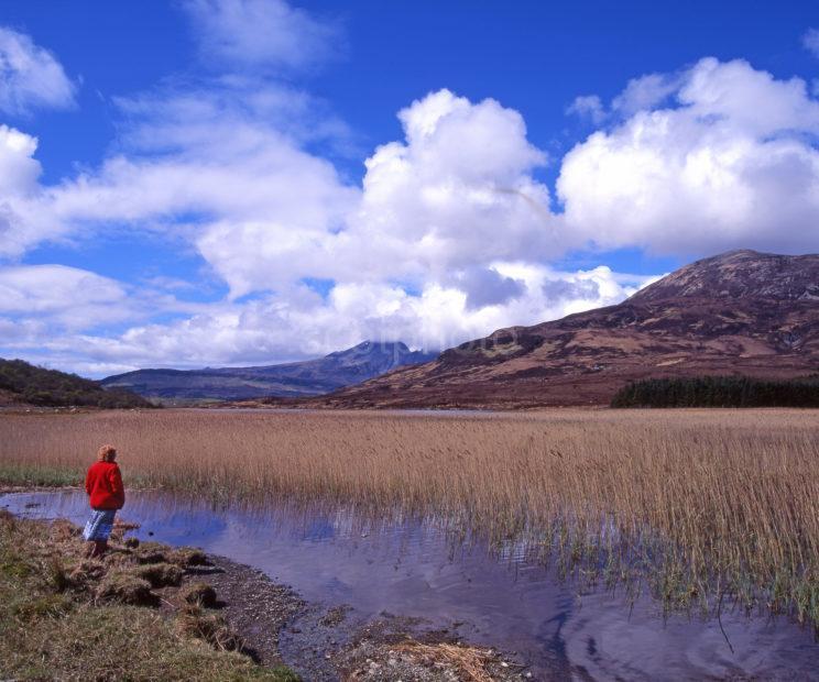 Loch Cillchriosd Isle Of Skye