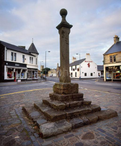 Prestwick Town Centre Cross Ayrshire