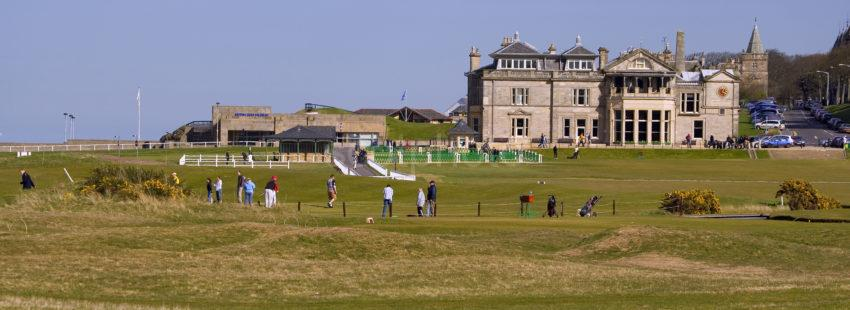 WY3Q9594 St Andrews Golfing Capitol Of Scotland