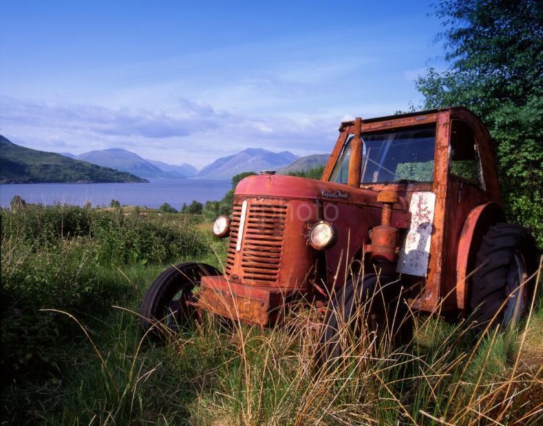 Tractor Glen Etive