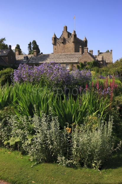 Portrait Of CAWDOR CASTLE