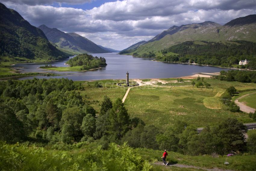 Great New Picture Glenfinnan Monument Loch Shiel