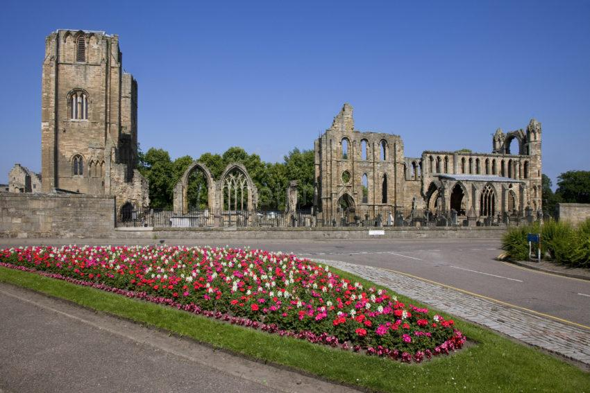 0I5D8844 Elgin Cathedral Ruins City Of Elgin Moray