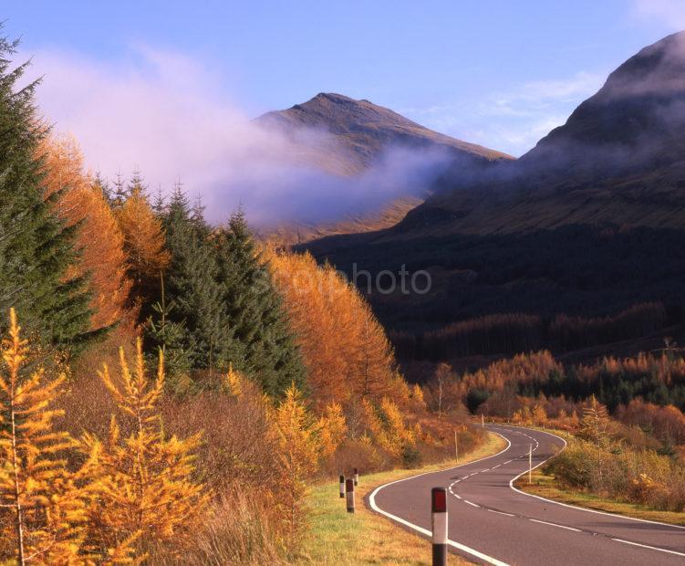 Glen Lochy Argyll