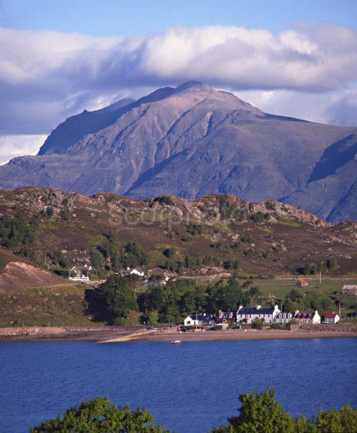Shieldaig Nw Highlands