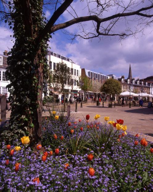 Horsham Town Centre