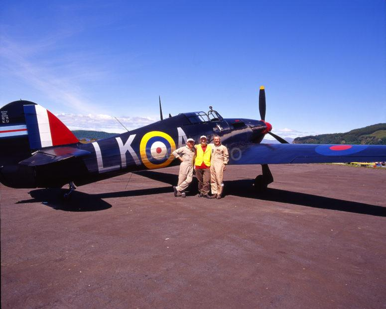 Battle Of Britain Flight HURRICANE WEB