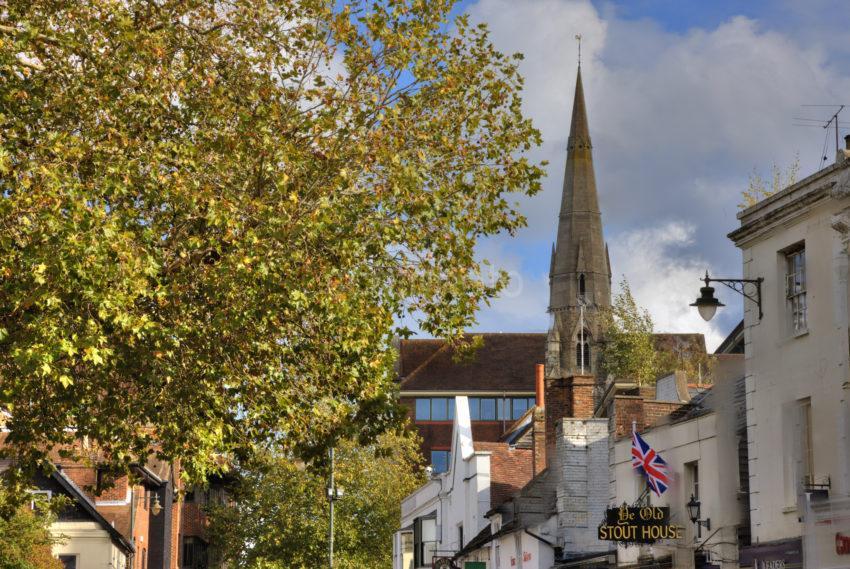 0I5D1154 Horsham Sussex