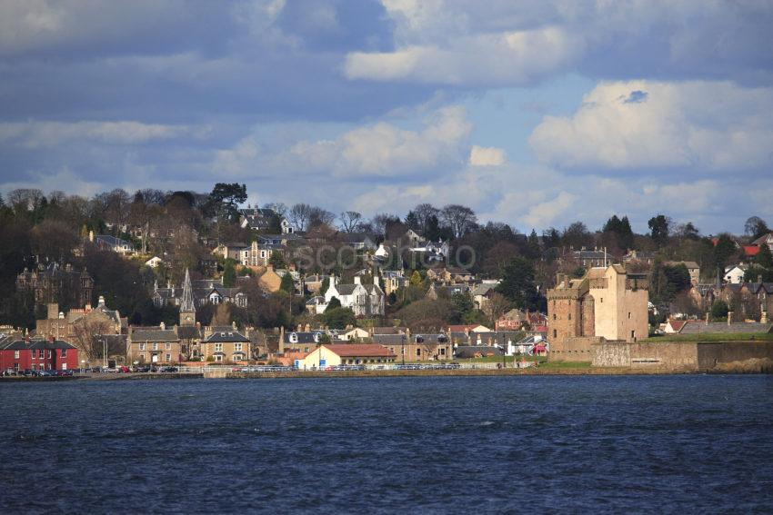 Broughty Ferry And Castle