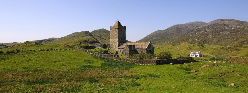 PANORAMIC ST CLEMENTS CHURCH HARRIS