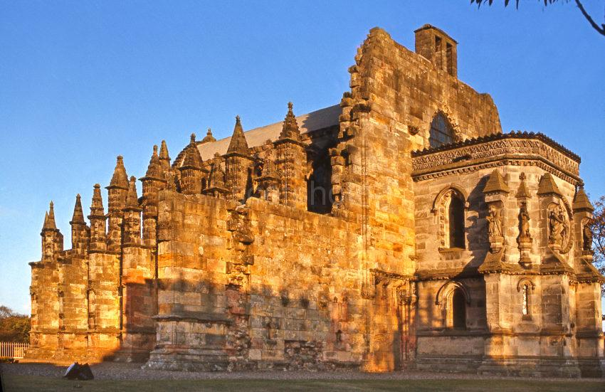 Rosslyn Chapel Nr Edinburgh