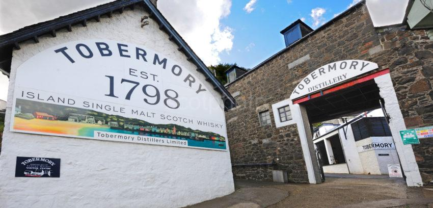 Tobermory Distillery Isle Of Mull
