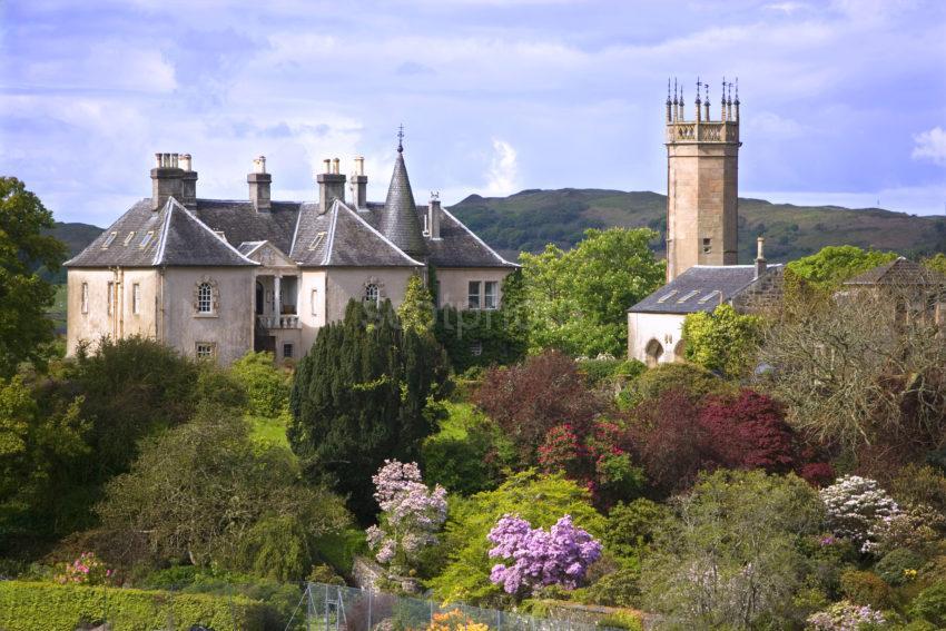 WY3Q7154 Ardmaddy Castle Argyll