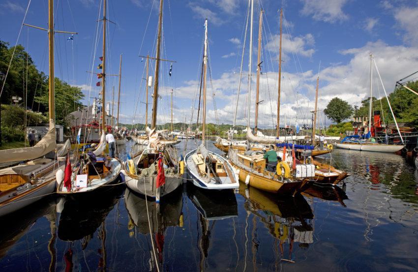 0I5D8801Crinan Harbour Argyll Scotland