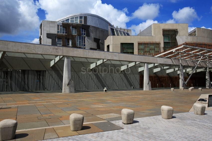 Scottish Parliment Colour Original