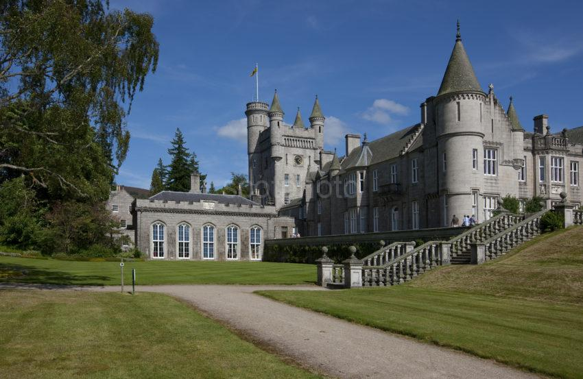 BALMORAL CASTLE ROYAL DEESIDE