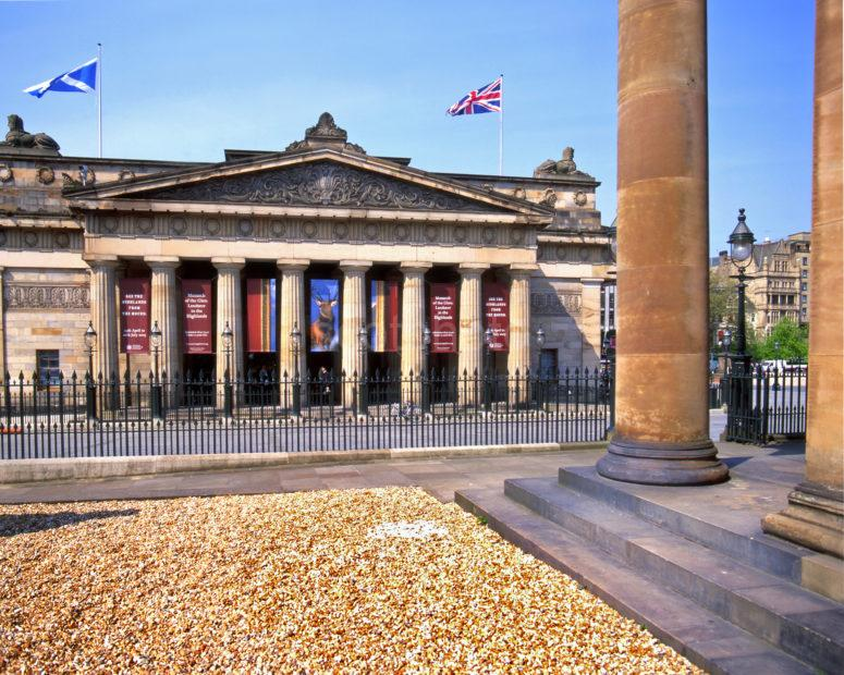 National Gallery The Mound Edinburgh